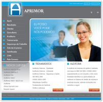APRIMOR template by dellustrations