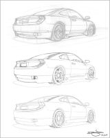 Coupe Lines by Omar-Dogan
