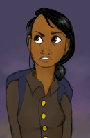 It's Almost Dawn, Martha Jones by Ez-ra