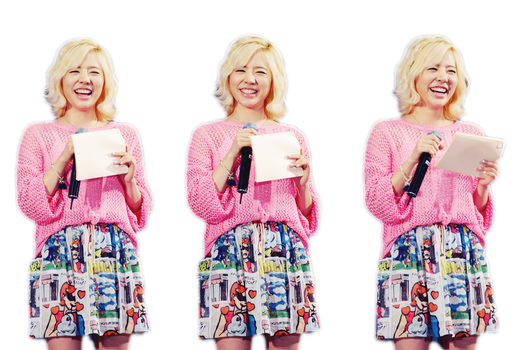 Sunny (SNSD) png 3 [render] by taengss by taengss