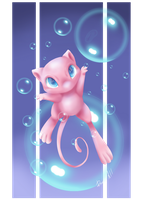 7: Mew by allocen