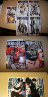 I'm spending all my yen on mangaaaaaaaaa by GingaAkam