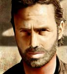 Rick Grimes (The Walking Dead) by hydeshin