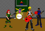 Chiaroscuro Band WIP (Animation Concept) by Sol-Tamida