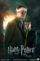 Fred and George - Deathly Hallows Extended by HogwartSite
