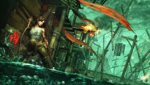 TOMB RAIDER - Reborn by STB01