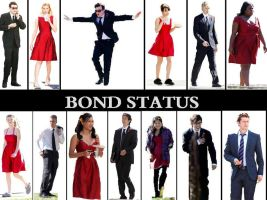 Bond Status-Glee Style by ChadtheFab