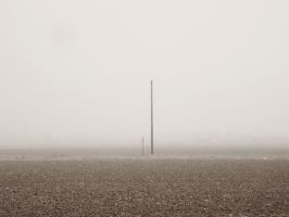 Alone in the Storm by SharPhotography