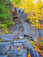 Maine Fall 3 by bleu-claire-stock