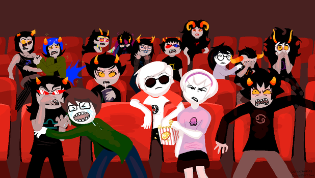 Day Out: At the Movies by Detharmonics
