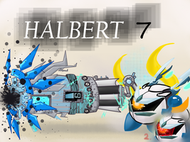 HALBERT 7 GERMAN by redmoonhistory
