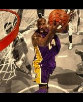 Kobe Bryant by AfroAfrican