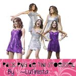 Pack de tini stoessel by Lutinista