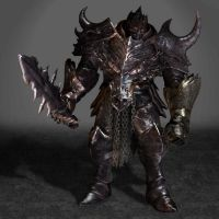 Castlevania Lords of Shadow Black Knight by ArmachamCorp