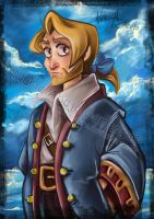 Guybrush Threepwood by Iluvendure