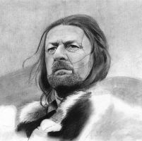 Ned Stark WIP by hsr4