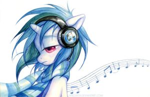 Music is my Soul by miszasta