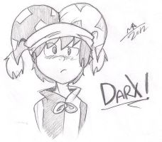 Darx! confussed?? by applehead302