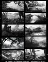 Composition Thumbnails by JoshCalloway
