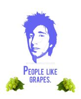 People like grapes by vTEEGv