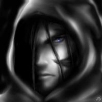 Hooded Xaldin by BeagleTsuin