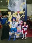 Chibi Sailor Scouts!! by Jasong72483
