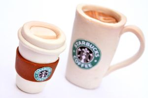 Starbucks hot beveraje by MartaLopezFIMO