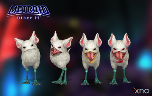 Metroid: Other M Little Birdie - Choogle by Sticklove