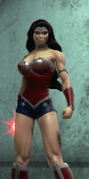 Wonder Woman (DC Universe Online) New 52 by Macgyver75