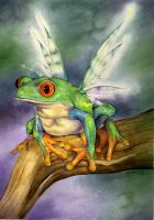 Frogfly by LucieOn