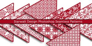 Starwalt PS Seamless Patterns by StarwaltDesign