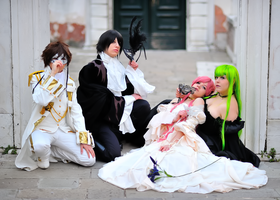 Carnival Geass by ayumicosplay