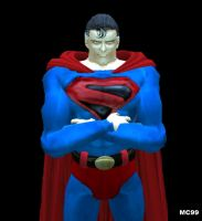Kingdom Come Superman by The-Mind-Controller