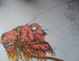 WIP II Inferno by fetherhd