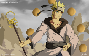 Naruto Final Power - FanArt by Melonciutus