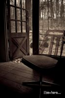 Hidden Chair I by z0th