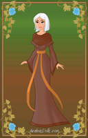 Friar Tuck from the Heroine Maker by BrainyxBat