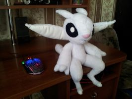 Ori and the blind forest. Toy by feniks36