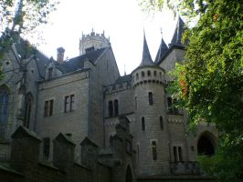 Castle Marienburg 3 by wollibear