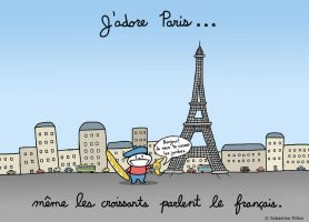 J'adore Paris by sebreg