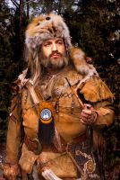 Mountain Man by C-Fillhart