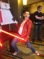 Anime Vegas No more Heroes by Demon-Lord-Cosplay