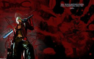 DMC Wallpaper by evilalucard