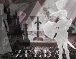 Legend of Zelda: White by DrPie