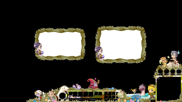 League of Legends Stream Overlay: Easter Hunt!! by Singularity01
