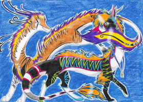 Just Between The Two Of Us by Featherwolf-Pluma