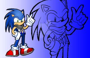 Sonic Origins(Working Title):Sonic the Hedgehog by ChaosWhite180