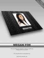 Megan Fox Wallpaper by FastNFurious