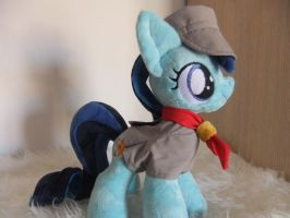 MLP-plush- Rara  Filly-season 05 episode24 by Masha05