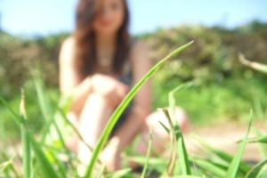 Summer's Grass.. by evalunaofficial